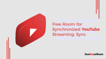 Free Room for Synchronized YouTube Streaming: Sync