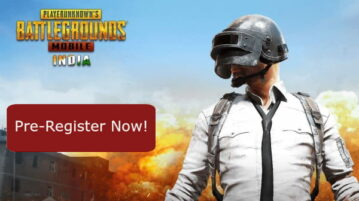 How to Pre-register for PUBG MOBILE India?