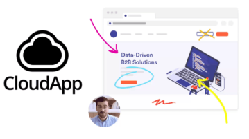 Add Comments and Annotations to Screenshots with CloudApp Collaboration