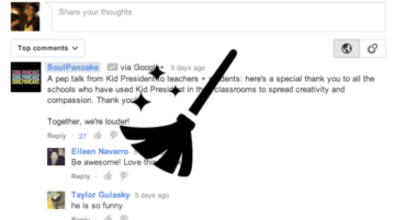 Delete YouTube Comments History in 1 Click with this Chrome Extension