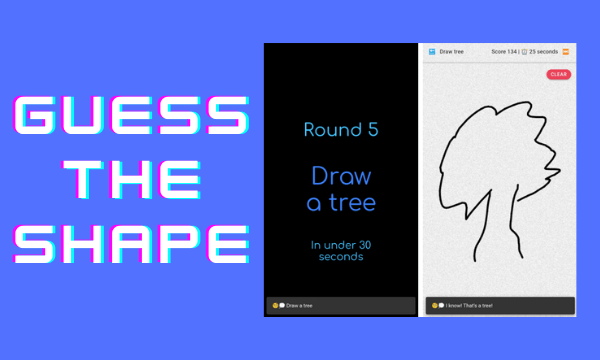 Let AI Guess Your Drawing with this Free Android Game
