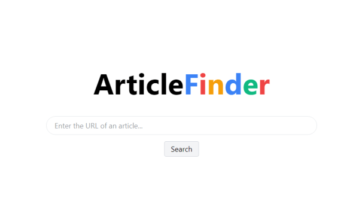 Find Articles of Same Story from Different Sources Free
