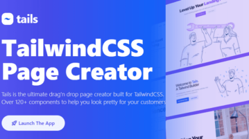 Drag and Drop TailwindCSS Page Builder