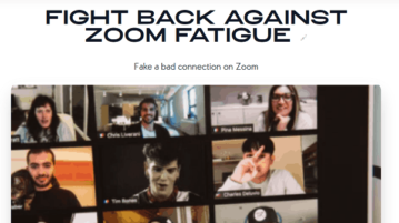 How to Fake Bad Connection on Zoom to Avoid Meetings