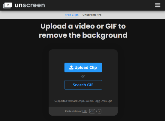 remove gif background for free