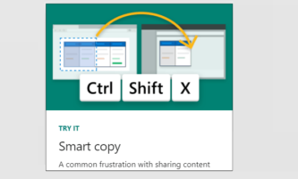 How to use Smart Copy Feature of Microsoft Edge