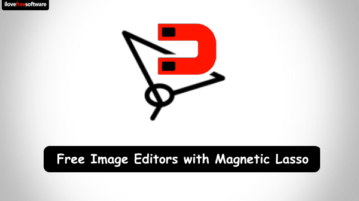 Free photo editors with magnetic lasso