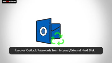 How to Recover Outlook Passwords from External Hard Drive or SSD
