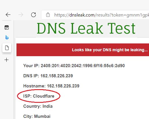 Enable Secure DNS for Browsing Websites in Microsoft Edge