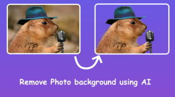 Free AI Based Photo background Remover without signup BackgroundCut