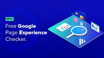 Free page experience checker to test websites for Google Core Web Vitals