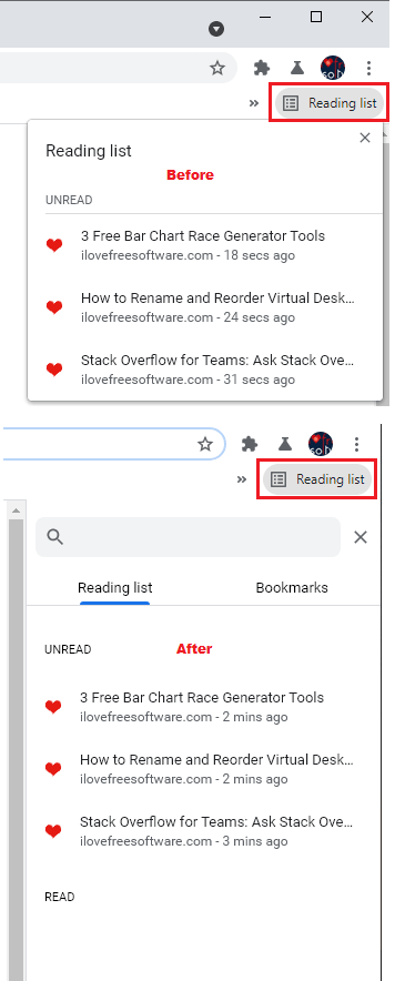 How to Enable Reading Mode Side Panel in Google Chrome