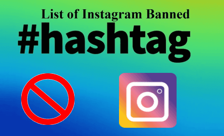 Banned Instagram Hashtags List on these 5 Websites Free