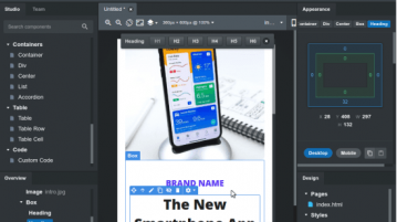 Free Responsive Email Templates Builder Software Mail Studio