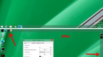 How to create multiple taskbars in Windows 10 with jump list, custom icons
