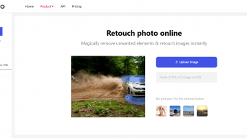 Remove Unwanted Objects, Texts, Symbols from Photos Online using AI