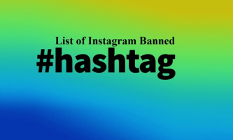 See Banned Instagram Hashtags List on these 5 Websites Free