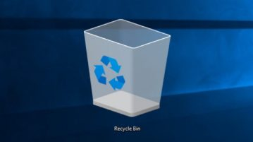How to Automatically Empty the Recycle Bin on Windows 10?