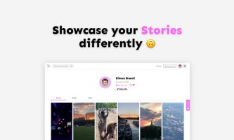 Free Website to Download Vertical Video Stories: Pictalio