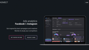 Free Online Searchable Collection of Facebook Ads with Analytics