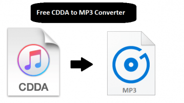 Convert CDDA to MP3 Online Convertio