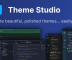 Create, Publish Visual Studio Themes from Scratch VS Code Theme Studio