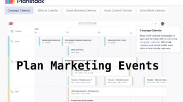 Free Marketing Calendar to Plan Social Media Content, Email Campaigns