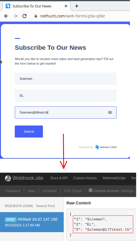 Free Responsive Form Builder with Webhook No Signup Required