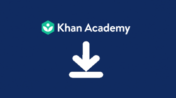 Free tool to Download Khan Academy Videos khan-dl