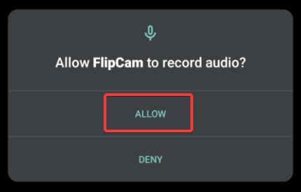 Allow Access 3