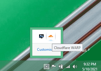 VPN for Desktop by Cloudflare for Privacy, Security and Speed WARP