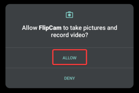 Allow Access 1