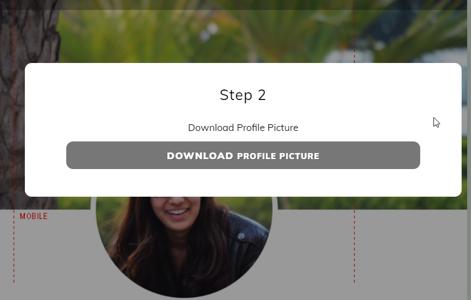 Download Profile Picture
