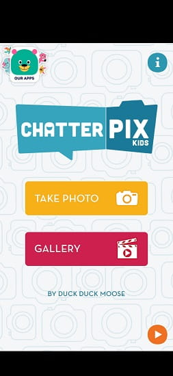 ChatterPix Choose Picture