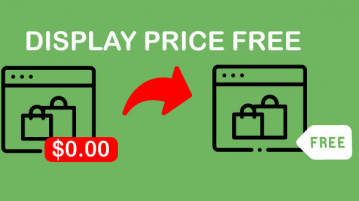 Display Price on WooCommerce as Free Instead of Zero with this Plugin