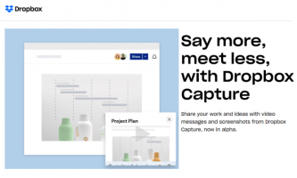How to Use Dropbox Capture: Loom Alternative to Record Video Messages, Screen Recording