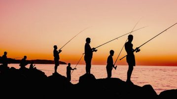 Find Best Fishing Times for Each Day on this Free Website