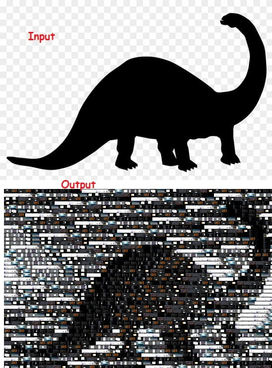 Free Command Line Tool to Create Image Mosaics Polyfoto