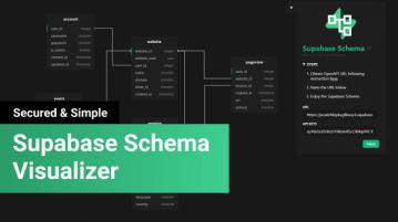 Free Online Superbase Schema Visualizer Tool