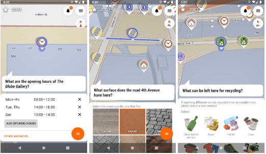 OpenStreetMap Data Editor for Android StreetComplete