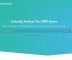 SEO Analyzer for Unlimited Sites with Competitor Analysis, Report
