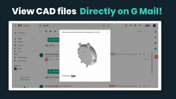 View 3D Models in Gmail Attachments with this Free Chrome Extension