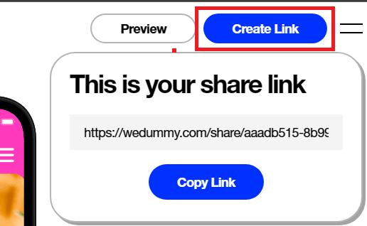 WeDummy Share Lik