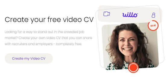 Create Video CV Online Free