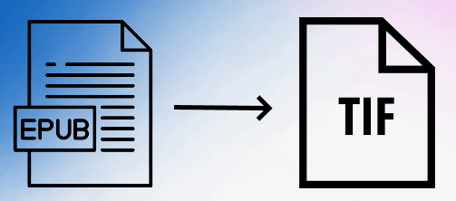 EPUB to TIFF Converter Software for Windows