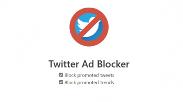 Free Twitter Ad Blocker Firefox Addon to Block Promoted Tweets, Trends