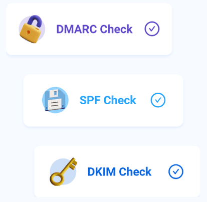 Online Email Deliverability Checker with Span Detection Mailook