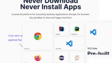Run Android Studio, PyCharm, VS Code in Browser Online neverinstall