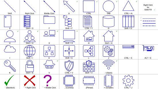 TekaPoint shapes