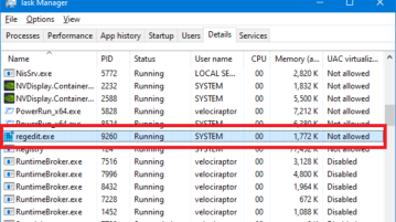 run programs with highest privileges available on Windows PC